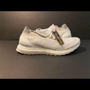 Adidas women's uncaged ultra boost triple white